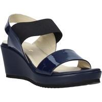 Pantofi Femei Sandale  Esther Collezioni ZB112 Albastru