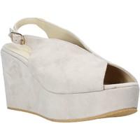 Pantofi Femei Sandale  Esther Collezioni ZC 107 Bej
