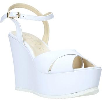 Pantofi Femei Sandale  Esther Collezioni G 029 Alb