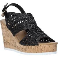Pantofi Femei Sandale  Gold&gold A20 GJ265 Negru