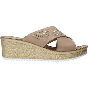 Pantofi Femei Papuci de vară Grunland CI1771 Bej