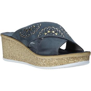 Pantofi Femei Papuci de vară Grunland CI1771 Albastru