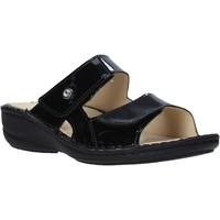 Pantofi Femei Papuci de vară Grunland CE0446 Negru