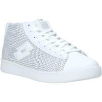 Pantofi Femei Pantofi sport stil gheata Lotto L57989 Alb