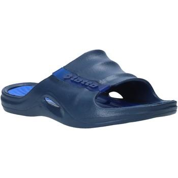 Pantofi Bărbați Șlapi Lotto L49342 Albastru