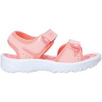 Pantofi Fete Sandale  Lotto L55100 Roz