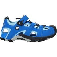 Pantofi Copii Sandale  Lotto L49353 Albastru