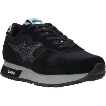 Pantofi Femei Pantofi sport Casual Sun68 Z40212 Negru