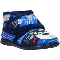 Pantofi Copii Papuci de casă Grunland PA0623 Albastru
