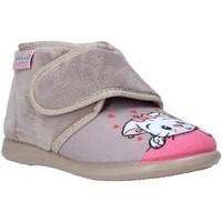 Pantofi Copii Papuci de casă Grunland PA0623 Bej