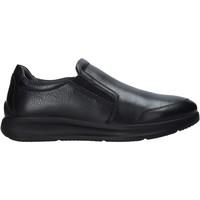 Pantofi Bărbați Pantofi Slip on Grunland SC2957 Negru