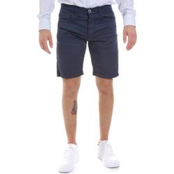 Îmbracaminte Bărbați Pantaloni scurti și Bermuda Sseinse PB607SS Albastru