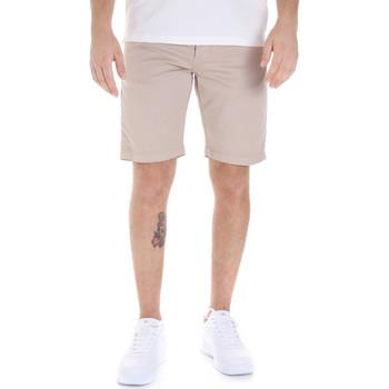 Îmbracaminte Bărbați Pantaloni scurti și Bermuda Sseinse PB607SS Bej