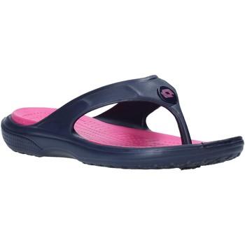 Pantofi Femei  Flip-Flops Lotto L46823 Albastru