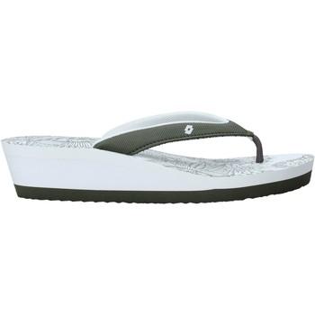 Pantofi Femei  Flip-Flops Lotto L58326 Alb