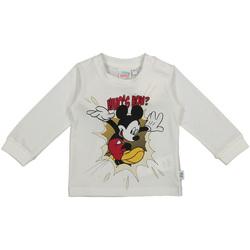 Îmbracaminte Copii Tricouri cu mânecă lungă  Melby 20C2101DN Alb