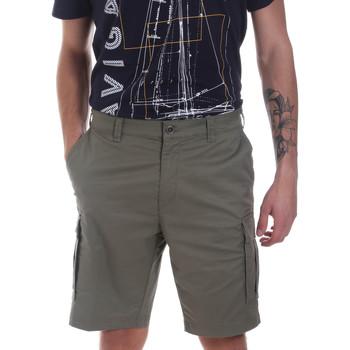 Îmbracaminte Bărbați Pantaloni scurti și Bermuda Navigare NV56033 Verde