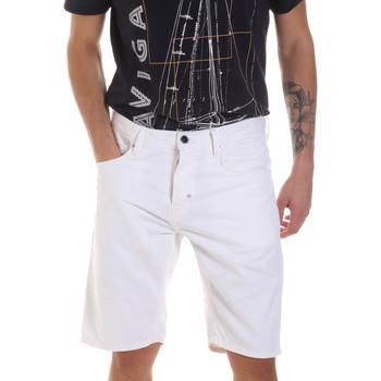 Îmbracaminte Bărbați Pantaloni scurti și Bermuda Antony Morato MMSH00152 FA900123 Alb