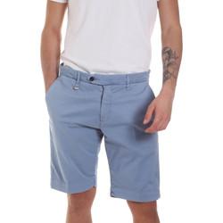 Îmbracaminte Bărbați Pantaloni scurti și Bermuda Antony Morato MMSH00141 FA800129 Albastru