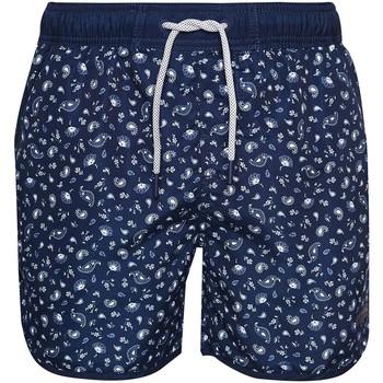 Îmbracaminte Bărbați Maiouri și Shorturi de baie Superdry M3010003A Albastru