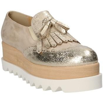 Pantofi Femei Espadrile Grace Shoes 1311 Galben