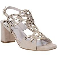 Pantofi Femei Sandale  Grace Shoes 116002 Roz