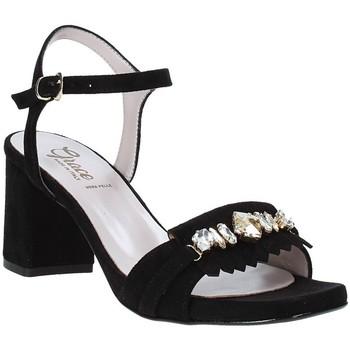 Pantofi Femei Sandale  Grace Shoes 116V005 Negru