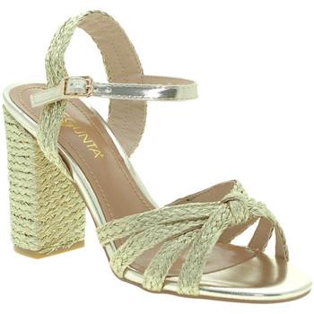 Pantofi Femei Sandale  Pregunta ICD1719-9 Aur