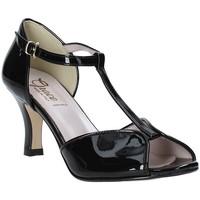 Pantofi Femei Sandale  Grace Shoes 928010 Negru