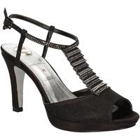 Pantofi Femei Sandale  Osey SA0443 Negru