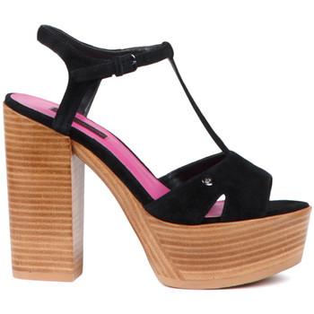 Pantofi Femei Sandale  Fornarina PE17KY1012S000 Negru