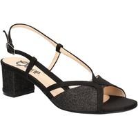 Pantofi Femei Sandale  Grace Shoes 2070 Negru