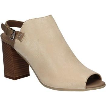 Pantofi Femei Sandale  Mally 5738 Bej
