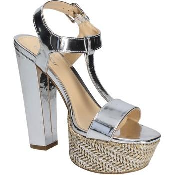 Pantofi Femei Sandale  Byblos Blu 672135 Argint