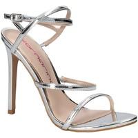 Pantofi Femei Sandale  Fornarina PE17IN1094Q090 Gri