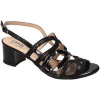 Pantofi Femei Sandale  Enval 3298300 Negru