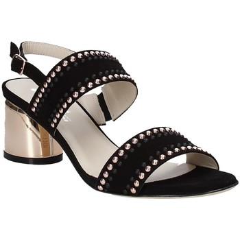 Pantofi Femei Sandale  Melluso S553M Negru