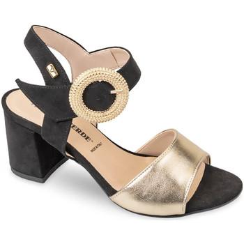 Pantofi Femei Sandale  Valleverde 28251 Aur