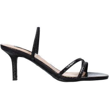Pantofi Femei Sandale  Steve Madden SMSLOFT-BLKSNK Negru