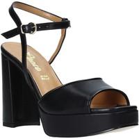 Pantofi Femei Sandale  Grace Shoes 174002 Negru