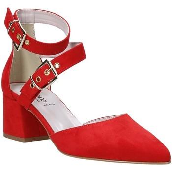 Pantofi Femei Pantofi cu toc Grace Shoes 774004 Roșu