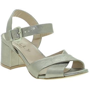 Pantofi Femei Sandale  Mally 6149 Bej