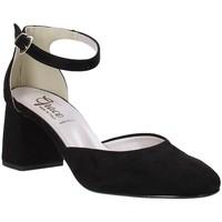 Pantofi Femei Pantofi cu toc Grace Shoes 056016 Negru