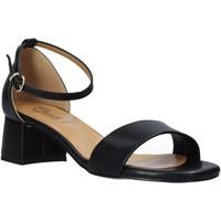 Pantofi Femei Sandale  Grace Shoes 809001 Negru