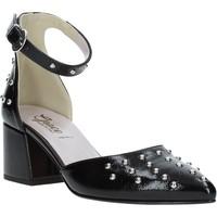Pantofi Femei Sandale  Grace Shoes 774007 Negru