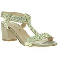 Pantofi Femei Sandale  Mally 3895 Bej