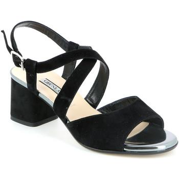 Pantofi Femei Sandale  Grunland SA1426 Negru