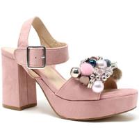 Pantofi Femei Sandale  Onyx S19-SOX467 Roz