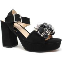 Pantofi Femei Sandale  Onyx S19-SOX467 Negru