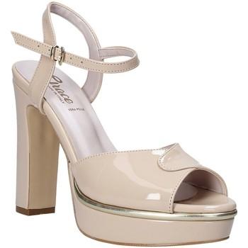 Pantofi Femei Sandale  Grace Shoes 5753003 Bej